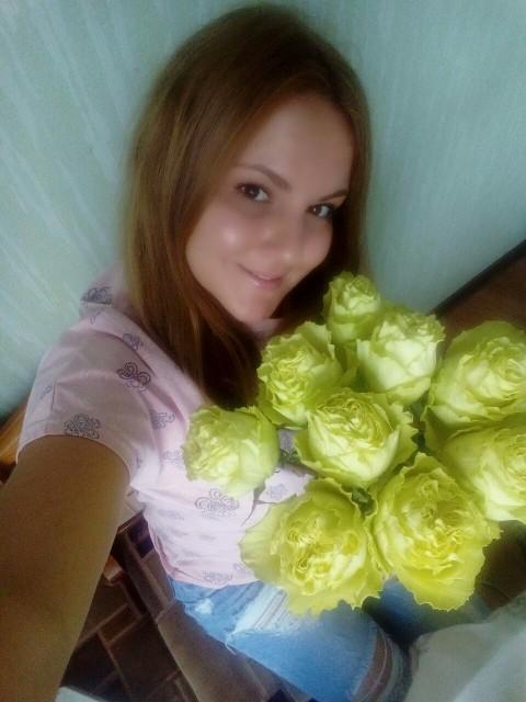 Кристина, Россия, Москва, 24 года