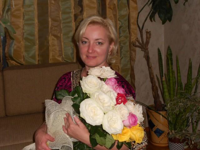 Ирина, Беларусь, Брест, 44 года
