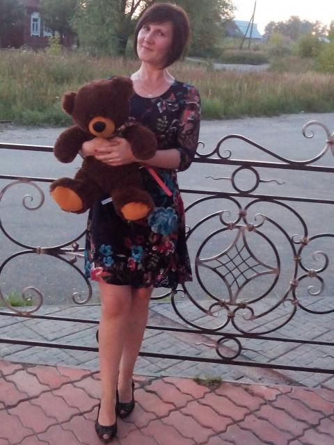 Ирина, Россия, Ковров, 45 лет