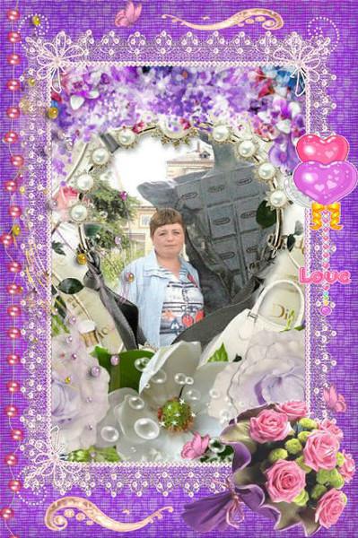 НАДЕЖДА АБРАМОВА, Россия, Гусь-Хрустальный, 40 лет