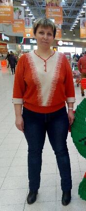 Елена, Россия, ШАХОВСКАЯ, 38 лет