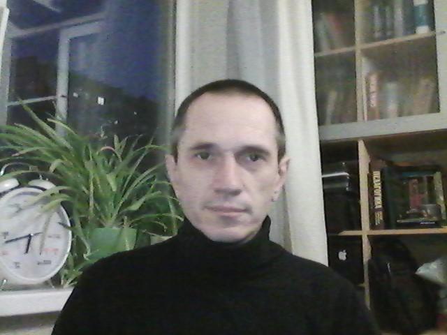 Владимир, Россия, Симферополь, 48 лет