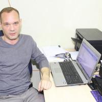 Ник, Россия, Москва, 40 лет