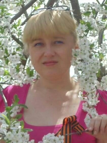 Елена, Россия, Почеп, 37 лет