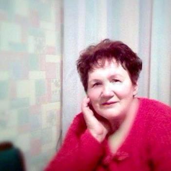Слесарчук Нина, Беларусь, Пинск, 63 года
