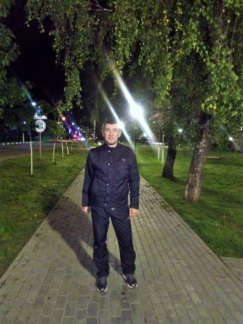 рома, Россия, Электроугли, 41 год