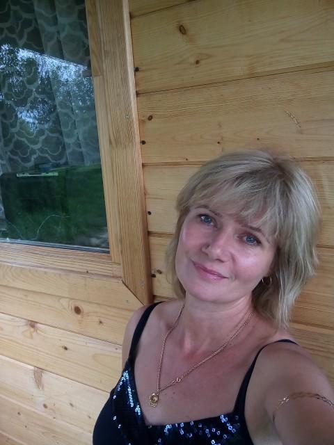 Александра, Россия, Зарайск, 45 лет