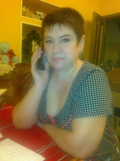 Людмила Сизова, Россия, Владимир, 52 года