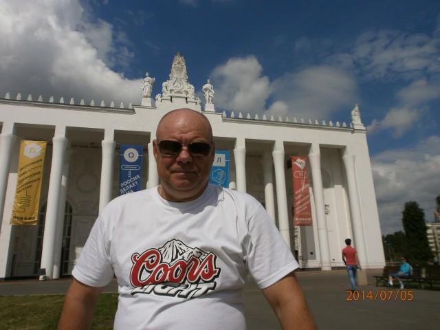 Владимир Царев, Россия, Мытищи, 60 лет