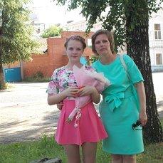Елена, Россия, Камбарка, 44 года
