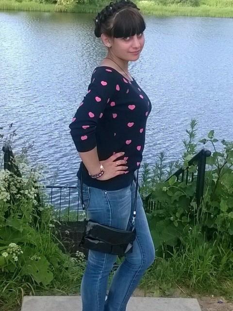 Елизавета, Россия, Ржев, 25 лет