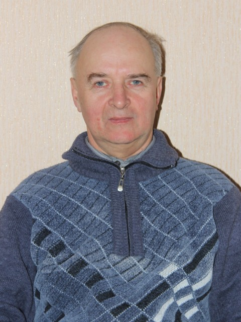 Евгений Дерюгин, Россия, Меленки, 67 лет