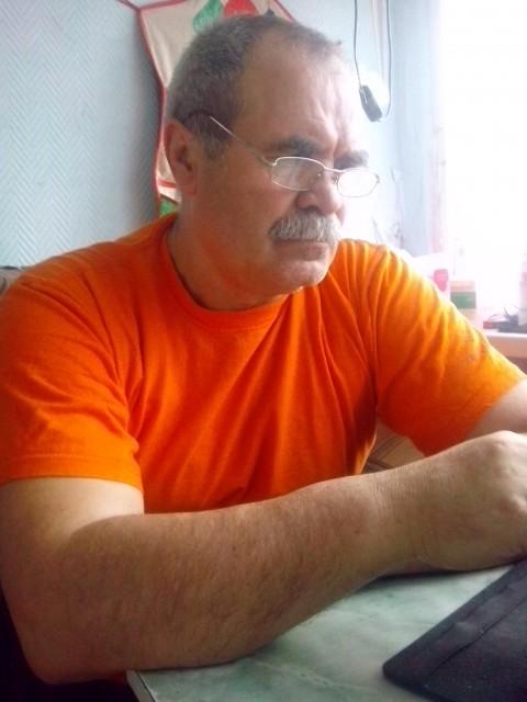 сергей  мумукин, Россия, Талдом, 60 лет