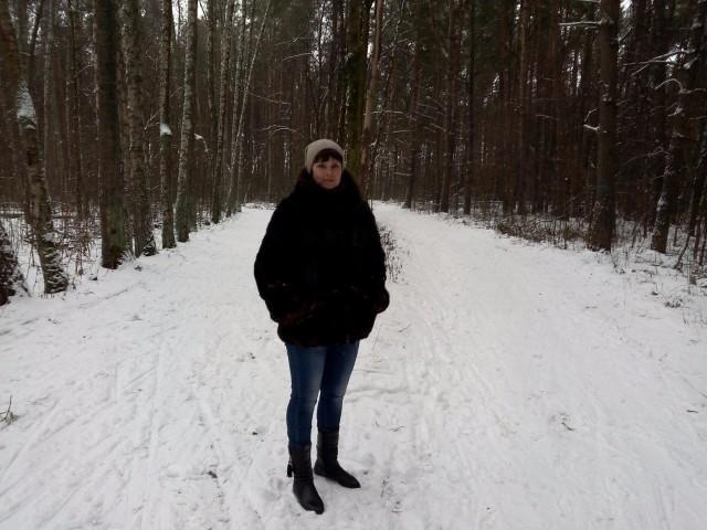 галина, Россия, Клинцы, 43 года