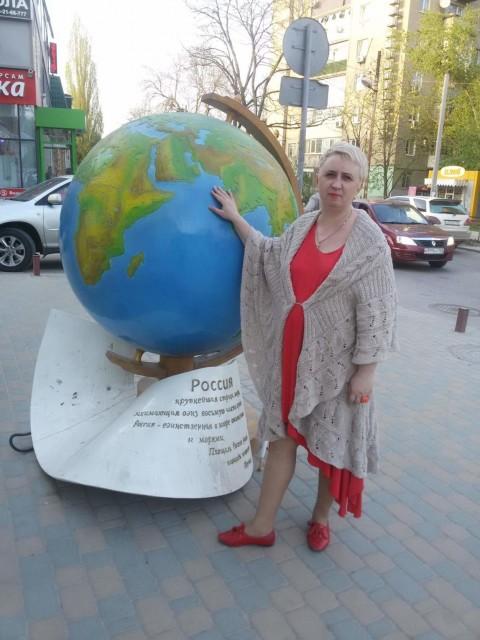 марина, Россия, Ростов-на-Дону, 44 года, 1 ребенок. Познакомлюсь для серьезных отношений и создания семьи.