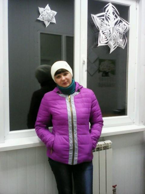 Надежда, Россия, Инжавино, 29 лет