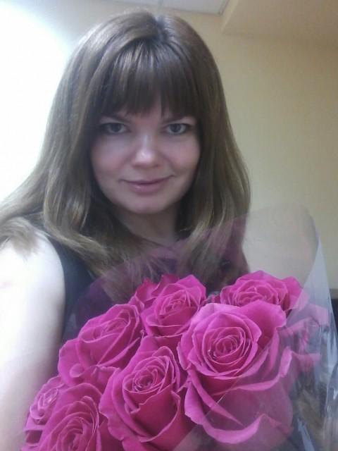 Татьяна, Россия, Тула, 35 лет