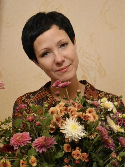 Ольга, Россия, Балашиха, 46 лет