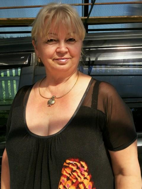 Людмила, Россия, Покров, 63 года