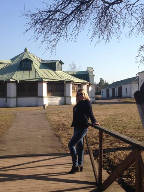 Екатерина, Россия, Дмитров, 36 лет