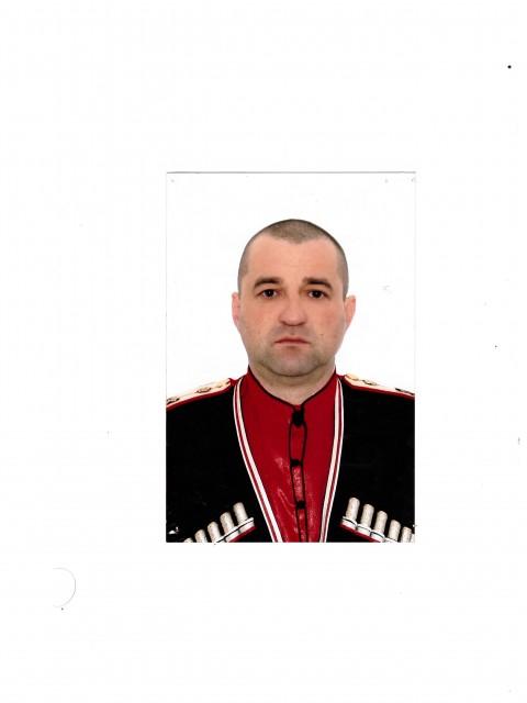 теса, Россия, Белая Глина, 44 года