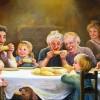 Нормальным мужчинам чужие дети не помеха, а дуракам и свои в тягость...