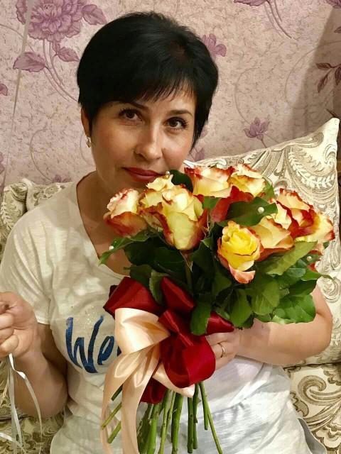 Светлана, Россия, Старый Оскол, 49 лет