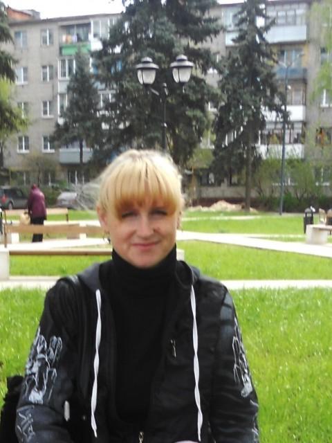 Мария, Россия, Электрогорск, 38 лет
