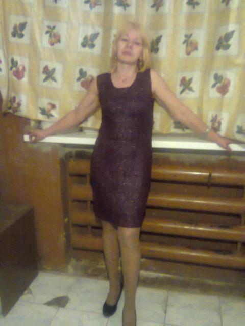 Галина, Россия, Руза, 57 лет