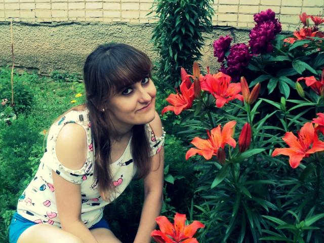 Дарья, Россия, Родники, 26 лет