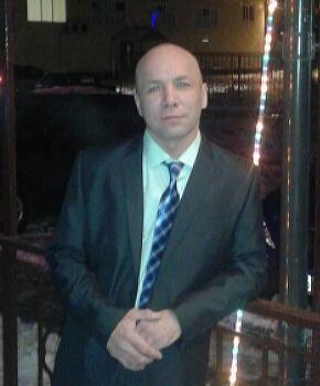 Александр  Степанцев, Россия, Киржач, 44 года