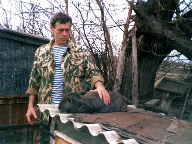Игорь, Россия, Вейделевка, 53 года