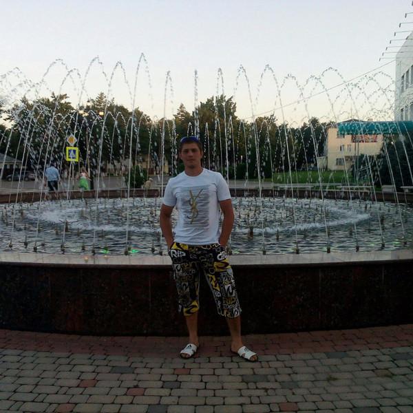Дима Залатых, Россия, ст. Северская, 28 лет