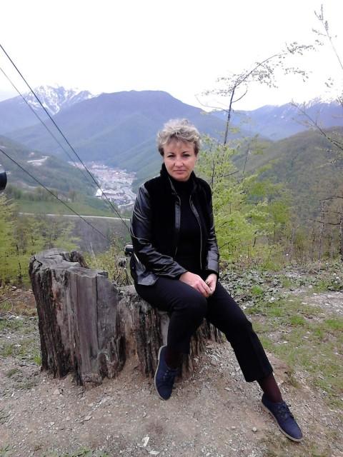 Инна, Россия, Волоколамск, 49 лет