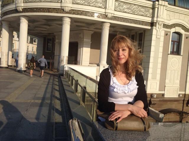 Лана, Россия, Москва, 46 лет