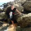 марина, Эстония, Таллин, 36 лет, 1 ребенок. Хочу найти Надежного, сильного и веселого.