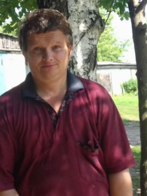 Сергей Карабан, Россия, Сасово, 46 лет