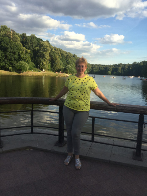 Иришка, Россия, Москва, 55 лет