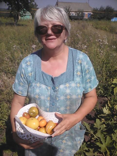 Татьяна, Россия, Бирюч, 61 год