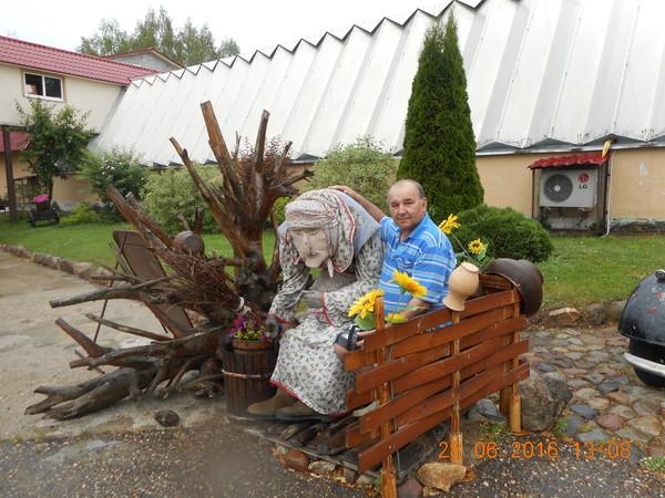 Андрей Кулаков, Россия, Голицыно, 60 лет
