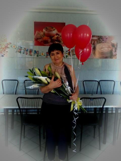Елена, Россия, Унеча, 57 лет