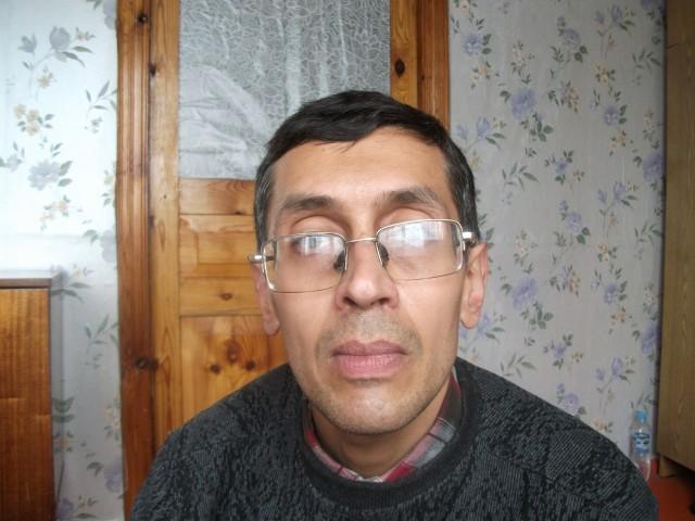 Ибрагим Куколевский, Россия, Воронеж, 47 лет