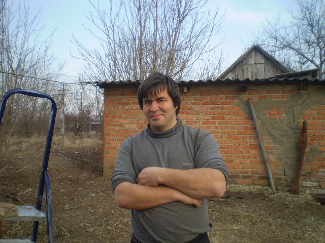 Валентин, Россия, Отрадная, 34 года