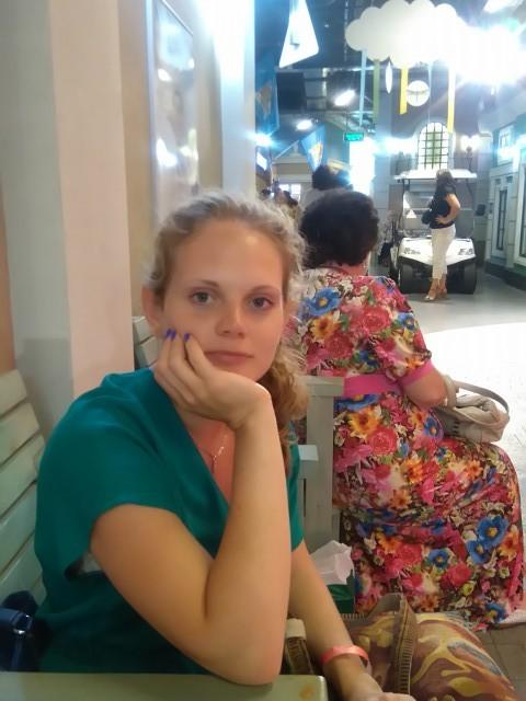 Оксана, Россия, Москва, 30 лет