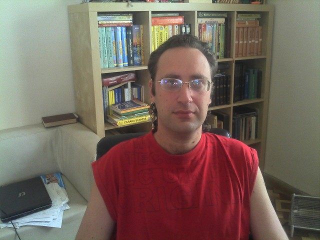 Дима, Израиль, Иерусалим, 46 лет