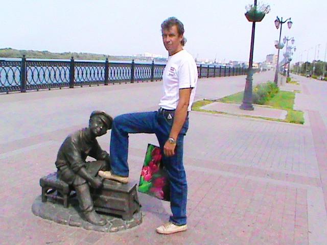 lev, Россия, Узловая, 56 лет