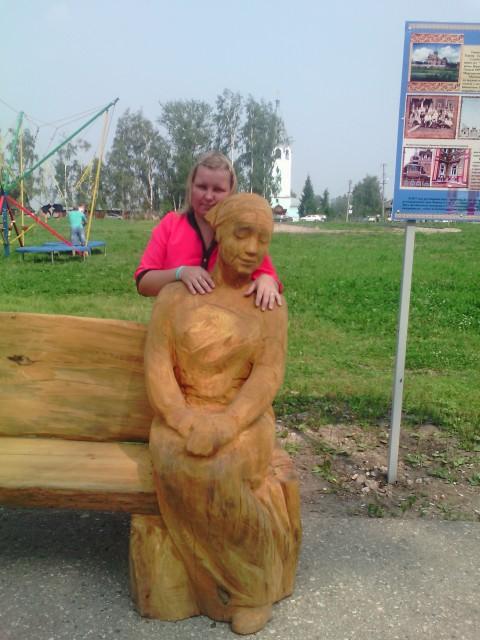 Елена, Россия, Чухлома, 38 лет