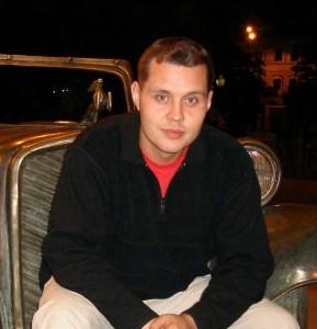 Александр, Россия, Нахабино, 40 лет