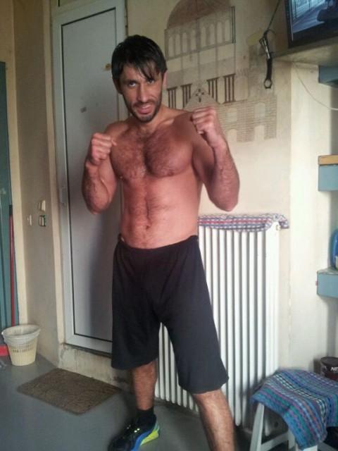 Rustam, Греция, Афины, 32 года