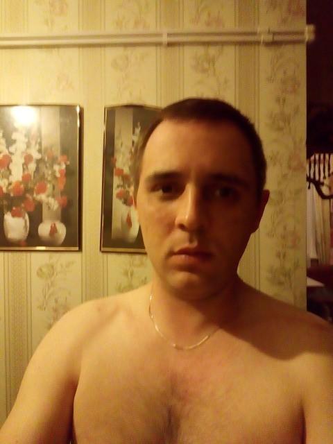 андрей, Россия, Кондрово, 33 года